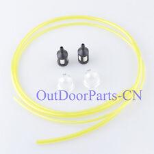 Primer Bulb FUEL LINE Fuel Filter for Homelite 49422 , McCulloch 216985, Poulan