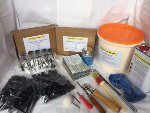 Basic 3mm Start Up Kit Wax With Free Brush&Valve Key Tyre Changer/Balancer