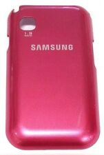 Samsung Champ GTC3300 C3300 Housing Case Battery Door Back Cover Pink Original