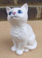 ROYAL DOULTON Small White Cat Figurine