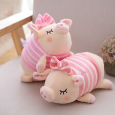 Cute Lovers Pig Plush Toy 2019 Chinese Zodiac Symbol Sleeping Piggy New Yer Gift