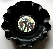 3 X KISS  DESTROYER - NIGHT CREATURES - THE ELDER VINYL RETRO LP BOWLS QUALITY