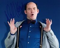 David Koechner Signed Autographed 8x10 Photo Anchorman Semi Pro COA VD