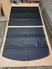 Classic Mini Clubman Estate Headlining Kit perforated Black