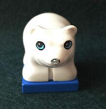 1 Lego Duplo Tier Eisbär - Baby 2334 ( 01-4 )
