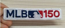 MLB Major League Baseball 150th Anniversary Patch 2019 JERSEY SLEEVE IRON-ON