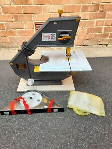 Burgess Bandsaw with attachment