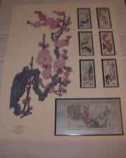 MNH China 1985 T 103 Plum bloosoms of China 6 stamps 1 souvenir sheet set T103