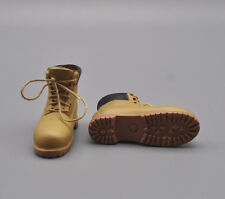 """Hot toys 1/6th Hiking boots Martin Hollow shoes model For 12"""" Male PH HT Figure"""