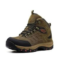Hot Men's Snow Hiking Boots High Top Athletic Running Outdoor Warm Sports Shoes