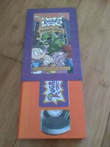 Culturefly Nick Box Nickelodeon Rugrats Runaway Reptar VHS Notebook Journal