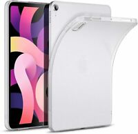 ESR Matte Case for iPad Air 4 2020, Soft TPU Cover Ultra Thin Translucent Slim