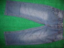 Men's ENYCE Straight Leg Blue Jeans 100% Cotton 36 x 27