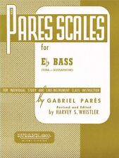 Pares Scales E-flat Tuba B.C. Brass Method NEW 004470570