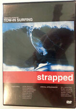 Strapped - The Evolution of Tow-In Surfing - DVD Like New