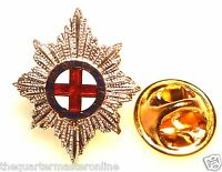 Coldstream Guards Lapel Pin Badge