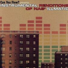 FREE US SHIP. on ANY 2 CDs! NEW CD Nas: Can You Flow? Instrumental : Nas: Can Yo