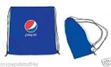PEPSI CINCH BACKPACK DRAW STRING BAG NEW SLING Cloth busrel non-woven cloth