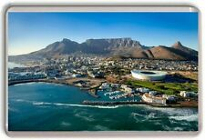Cape Town South Africa Fridge Magnet 01