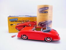 68919 Distler Porsche 356 Cabrio Electromatic 7500 rot Blech restauriert in OVP
