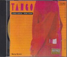 Charley Garcia & Pedro Aznar : Tango CD FASTPOST