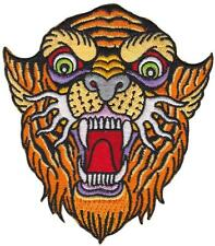 TIGER EMBROIDERED IRON-ON PATCH THRILLHAUS