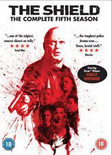 The Shield Season 5 DVD NEW dvd (CDRP6360N)