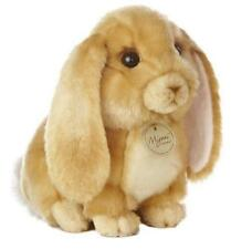 "L@@K Aurora Lop Eared Rabbit Tan 10"" Long 26171 Stuffed Animal Soft Baby Toy NEW"