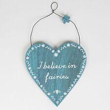 Heart Wooden Rustic Decorative Plaques & Signs