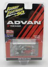 2019 Johnny Lightning *ADVAN YOKOHAMA* 1998 Honda Civic  *NIP*