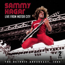 Sammy Hagar : Live from Motor City: The Detroit Broadcast, 1984 CD (2015)
