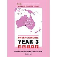 Understanding Year 3 Maths: Australian Curriculum Edition (New!)