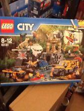 LEGO 60161 City Jungle Exploration Site NEW