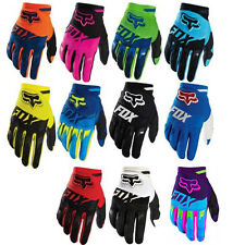 10Color FOX Mens Racing Motorcycle Motorbike Motocross Cycling Bike Gloves Mitts