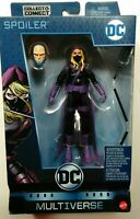 DC Comics Multiverse Collect & Connect Spoiler - Lex Luther - NEW Sealed