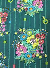 By 1/2 Yard Folk Song Minor Chords Jade ~ Anna Maria Horner Free Spirit Fabric