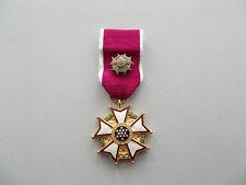 *(A19-016) LEGION OF MERIT original US Orden Miniaturorden Officer