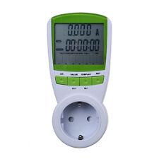 Energy Meter Power KWH Consumption Monitor Analyzer Digital Watt Metering Socket