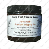 Papio Creek Foxxx-Tastic Fox and Coyote Bait, Lure 16 ounces