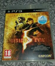 Resident Evil 5 / Gold Edition - Ps3