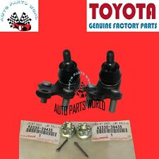 GENUINE TOYOTA CAMRY SIENNA LEXUS ES300 FRONT LEFT & RIGHT LOWER BALL JOINT SET