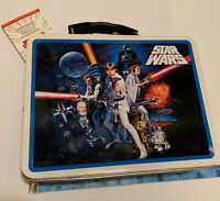 Star Wars Metal Tin Lunch Box 2008 (New w/ some minor flaws)