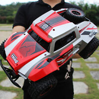 1:12 Off Road Racing Remote Control RC Crawler Toy Truck Car Kids Boys Gift