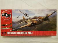 Airfix 04016 Bristol Blenheim Mk. I 1:72 Neu, Bauteile versiegelt