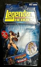 "Legendary Comic Book Heroes Pitt Series WITCHBLADE 6"" Figure (Sara Pezzini)"