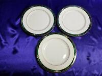 "Set of 3 Lenox Kelly 8 1/4"" Salad Plates  NEW w/ Original TAGS"