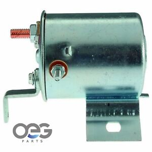 New Switch, Solenoid For Dodge D100 Pickup L6 3.7L 68-68 2642961 2642964 SCR6000