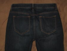 APT. 9 Size 6 Essentials Skinny Dark Blue Stretch Denim Womens Jeans