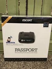 Escort Passport Radar Laser Detector Live Ready Bluetooth Ds