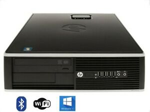HP Compaq 8200 Elite SFF (500GB, Intel Core i5, 3.30GHz, 4GB) Desktop PC